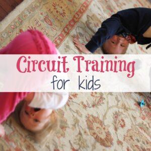 Circuit Training for Kids