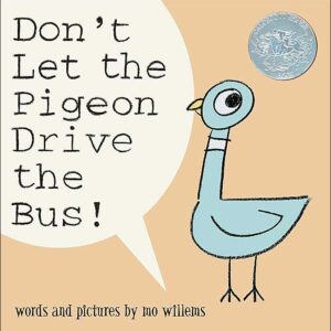Book of the Week: Don't Let the Pigeon Drive the Bus!