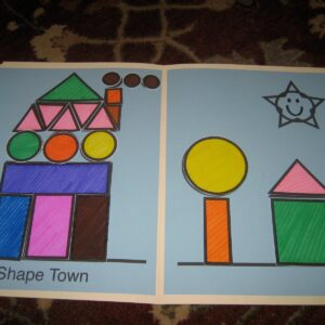 Mom Project: Shape Town