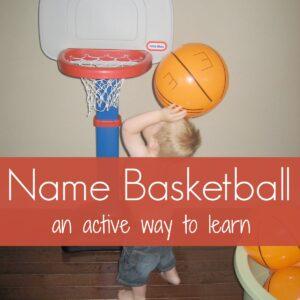 Name Basketball