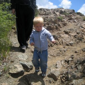 Hiking Fun with Toddlers