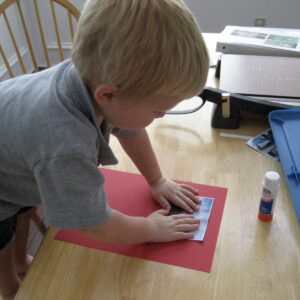 Homemade Summer Picture Book
