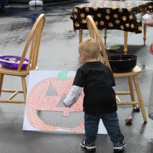 DIY Toddler Approved Halloween Carnival Games