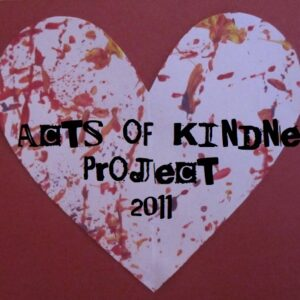 The Kindness Project is spreading!!!