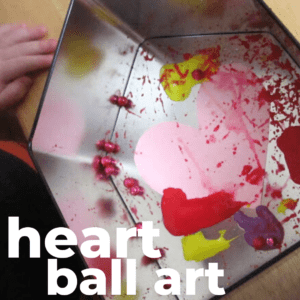 Heart Ball Art