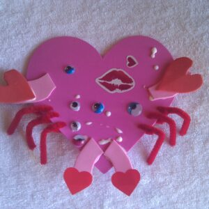 I'm crabby when you're not around!