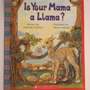 Book of the Week: Is Your Mama a Llama by Deborah Guarino