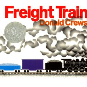 Book of the Week: Freight Train by Donald Crews