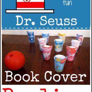 Dr. Seuss Book Cover bowling