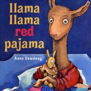 Read Across America Book Week: Llama Llama Red Pajama