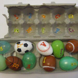 Egg Carton ABCs