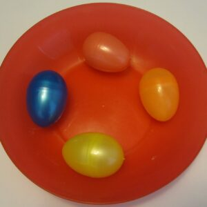 Egg Color Memory Game