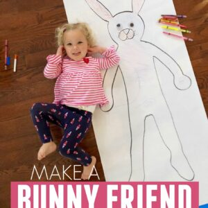 Life Size Bunny Friends
