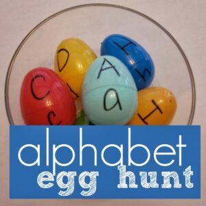 ABC Egg Hunt