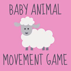 Baby Animal Movements