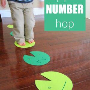 Lily Pad Hop