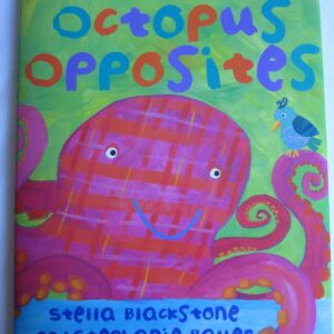 Camp Mom Session 1: Octopus Opposites