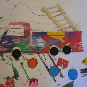 Reusing Art: Putting out the fire!