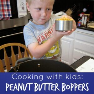 Camp Mom: Peanut Butter Boppers