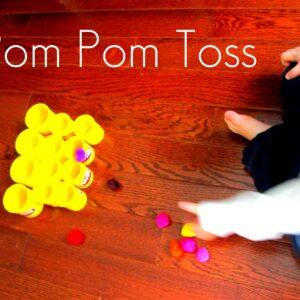Pom Pom Toss