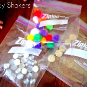 Baby Playtime- Simple Shakers