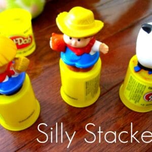 Baby Playtime- Silly Stackers