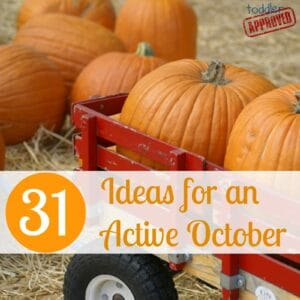 31 Ideas for an Active October!