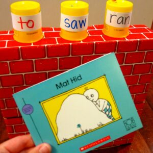 Knocking Down Sight Words with BOB Books