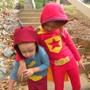 Super Heroes & Sight Words