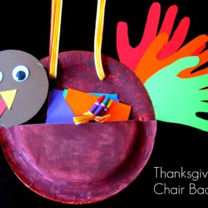 Thanksgiving Chair Backer