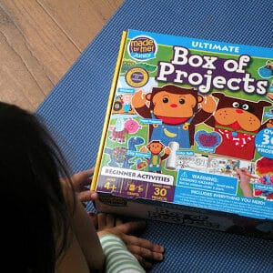 """Ultimate Box of Projects"" Review"