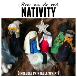 How We Do Our Nativity