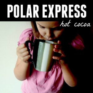 Polar Express Hot Cocoa
