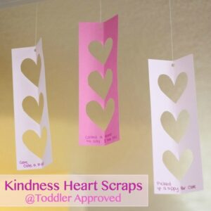 Kindness Heart Scraps