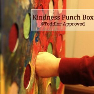 Punching out Kindness