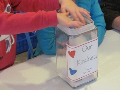 Our Kindness Jar Via Teach Preschool Toddler Approved