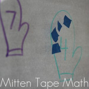 Mitten Tape Math