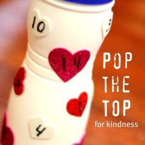 Pop the Top for Kindness!
