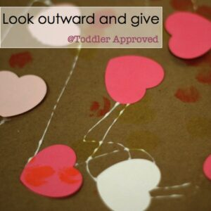 Kindness Challenge #4: Look outward and give