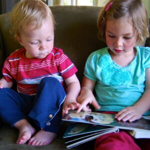 Celebrate International Book Giving Day With Your Child {via Delightful Children's Books}