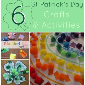 St. Patrick's Day Craft & Activities Round Up