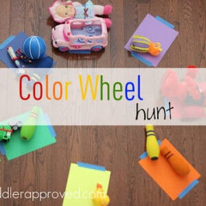 Color Wheel Hunt