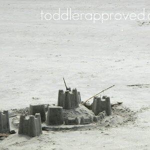 Fun At The Beach: Smashing Castles