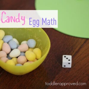 Cool Candy Egg Math