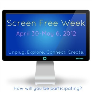 Making Screen Free Work For Me- A Challenge