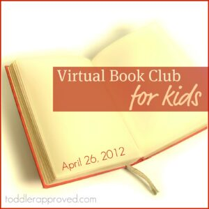 April Virtual Book Club for Kids