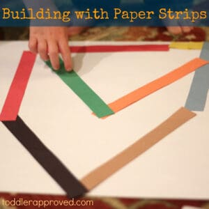 Building with Paper Strips