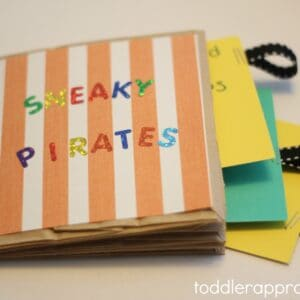 Paper Bag Books: A Simple Way to Teach Story Elements