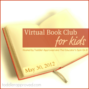 May Virtual Book Club for Kids