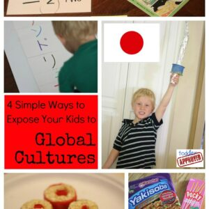 4 Simple Ways to Expose Your Kids to Global Cultures #readforgood